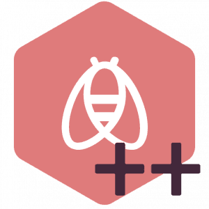 WplusPlus Apidae Logo